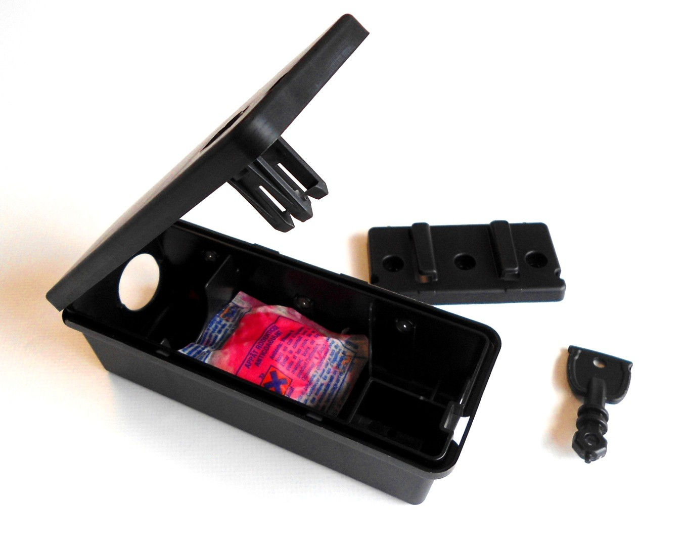 Bo te d 39 app tage souris station de capture dans la lutte contre les rongeurs arsenal solutions - Solution radicale contre les souris ...